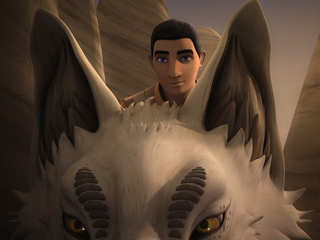 New Video and Images for the Latest Star Wars Rebels Episodes