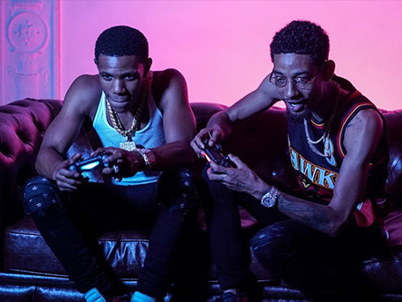 "A Boogie Wit Da Hoodie – ""Beast Mode"" f. PnB Rock & NBA YoungBoy"
