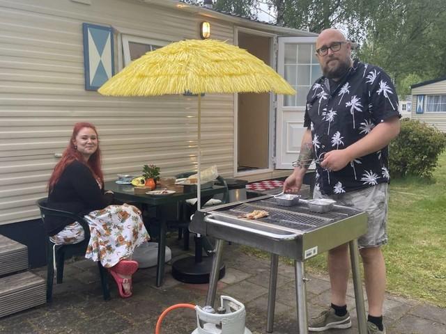 Ferry-film in première op de camping: deze fans waren erbij