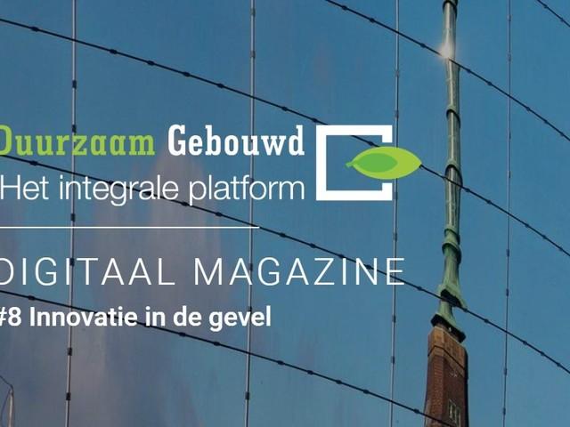 Nieuw: digitaal magazine Innovatie in de Gevel