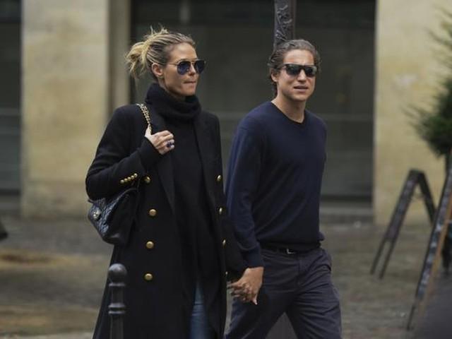 'Heidi Klum weer vrijgezel'