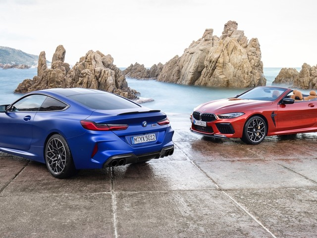 BMW M8 Gran Coupe to debut in Los Angeles