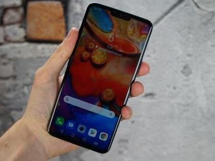 LG V40 - Smartphone komt te laat ten tonele