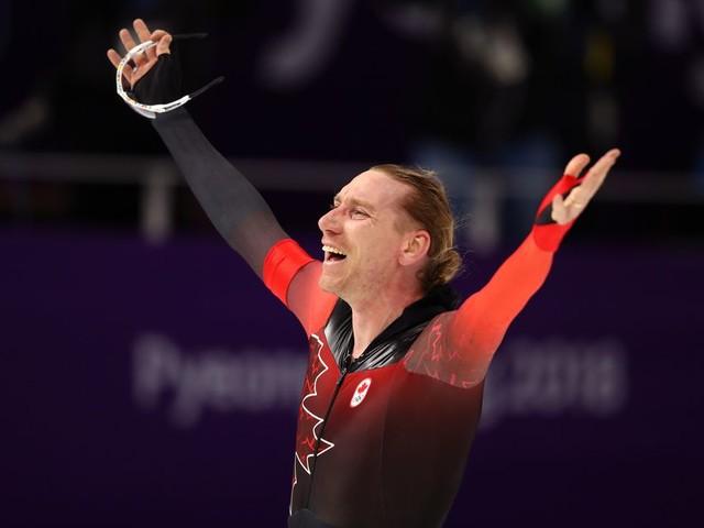 In Canada vond Ted-Jan Bloemen de weg naar olympisch goud