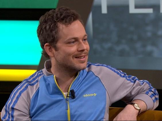 Teun Luijkx moest het Brabantse accent weer aanleren voor hoofdrol in tv-serie Fenix