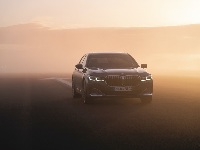 New BMW 7 Series Facelift gets a new promo film