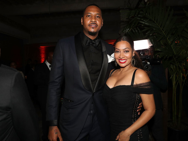 Everything Is Love: Lala And Carmelo Anthony Are Officially Back On And Poppin' Following Year Long Separation