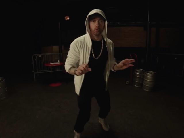"Watch Eminem's ""Kick Off"" Freestyle"