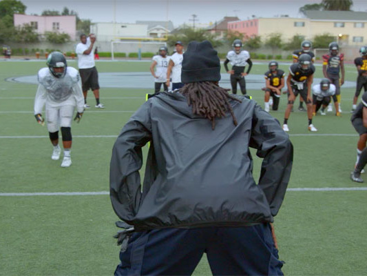 Watch Trailer For Snoop Dogg's 'Coach Snoop' Series