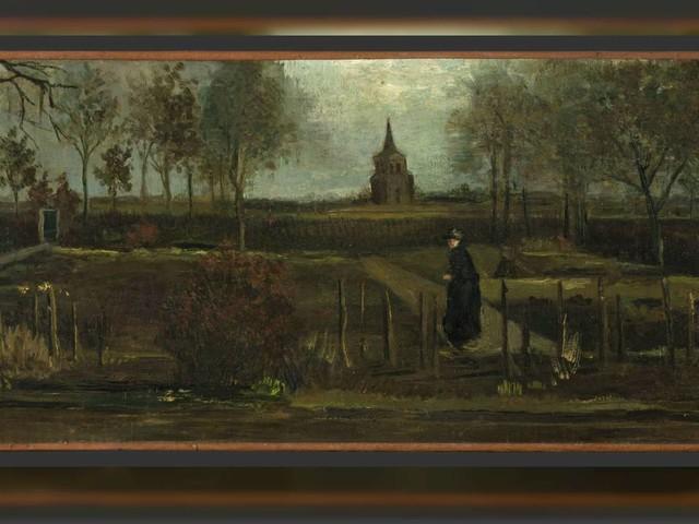 Diefstal Van Gogh: verdachte gepakt maar schilderij nog steeds spoorloos