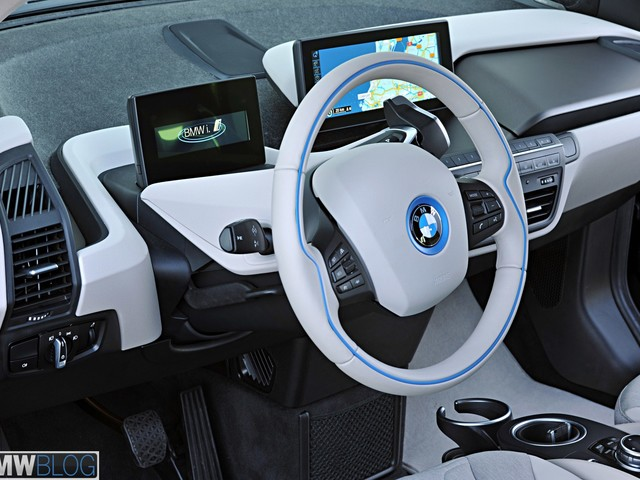 The BMW i3 Has the Best BMW Interior of All Time