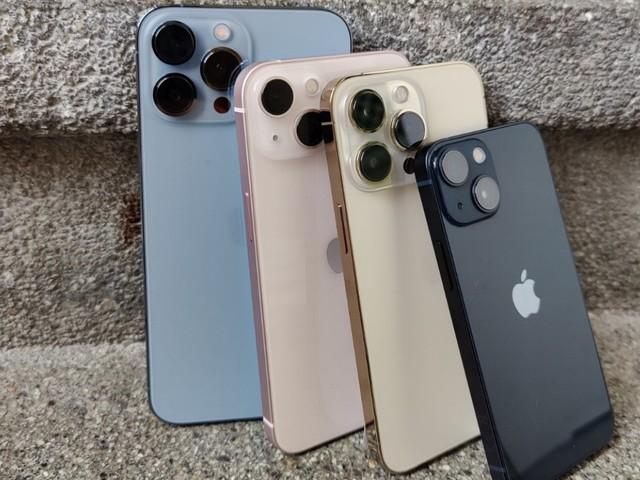 iPhone 13-serie eerste indruk: nog steeds voor ieder wat wils