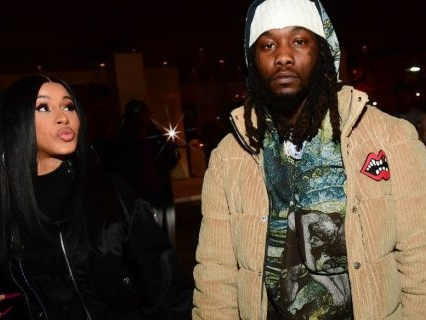 "Cardi B Defends Offset After Filing For Divorce–""He A Dumbazz Not A Bad Man"""