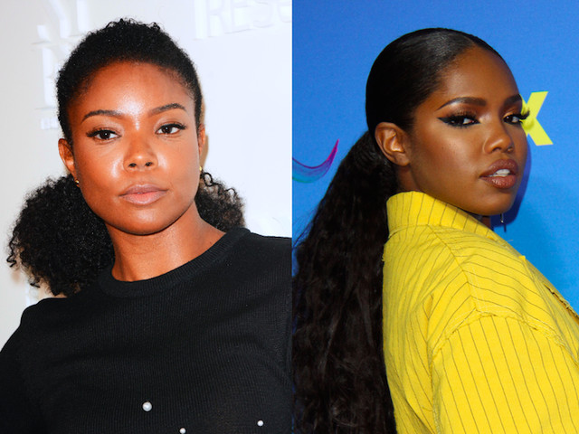 """Gabrielle Union Claps Hard At Actress Ryan Destiny, """"B-tch F-ck You""""– But What Does Ryan Think?"""
