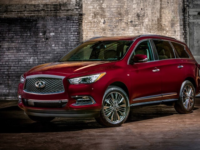 2019 Infiniti QX60 and QX80 Limited will debut in New York