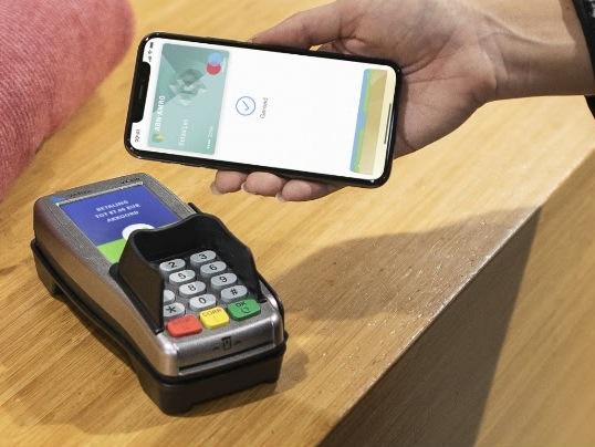 Apple Pay beschikbaar voor klanten ABN AMRO