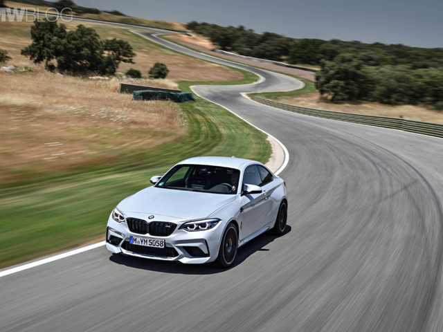 BMW M2 Competition is a Automobile Magazine All Star