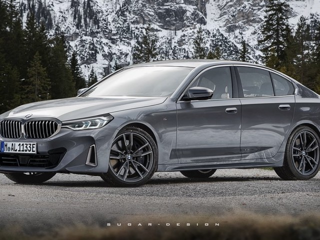 SPIED: G60 BMW 5 Series Spy Photos and Details Revealed