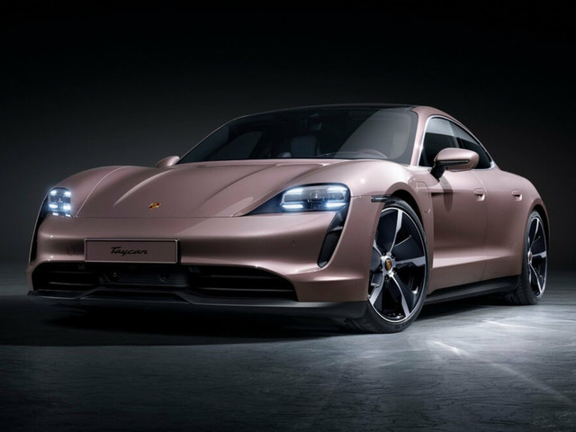 Porsche launches an entry-level Taycan priced at $79,900