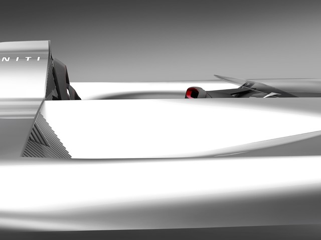 Infiniti teases its new electrified concept again