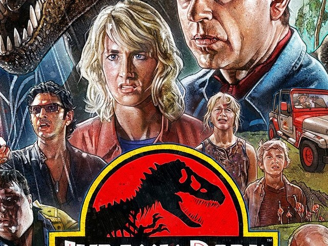 JURASSIC PARK: I Take A Look Back At The Steven Spielberg Classic