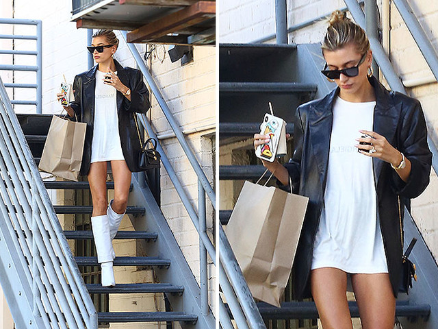 We Saved Hailey Baldwin From Driving The WRONG WAY Down A One-Way Street!