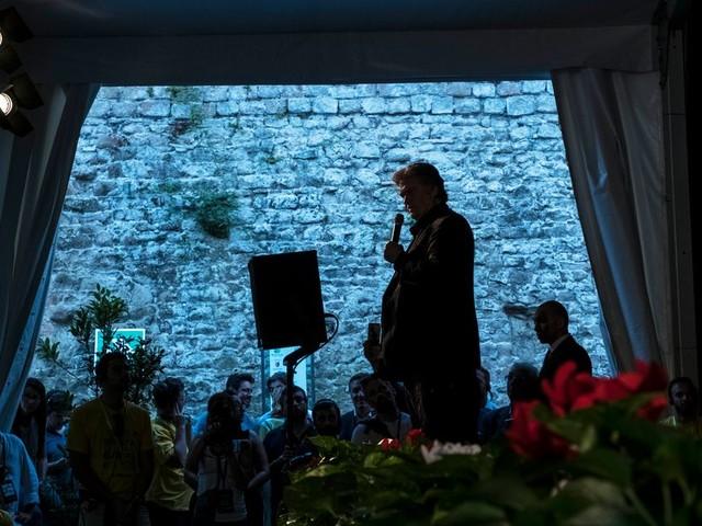 Steve Bannon verkondigt in Rome zijn gedroomde Europese revolutie