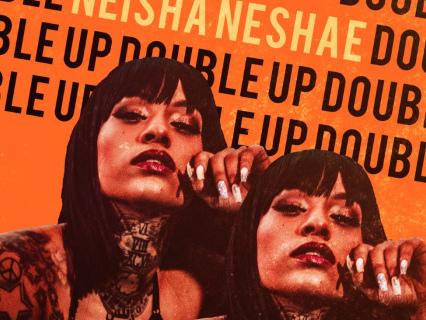 "#BossipSounds: Watch Neisha Neshae's Lyric Video For ""Coffee And Kareem"" Tune ""Double Up"" [Video]"