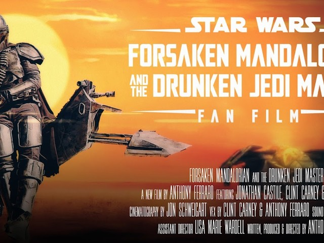 This High Quality Fan Film Will Fix Your Mandalorian Withdrawals