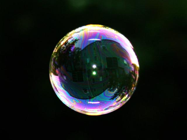Geen nieuwe zeepbel op de woningmarkt