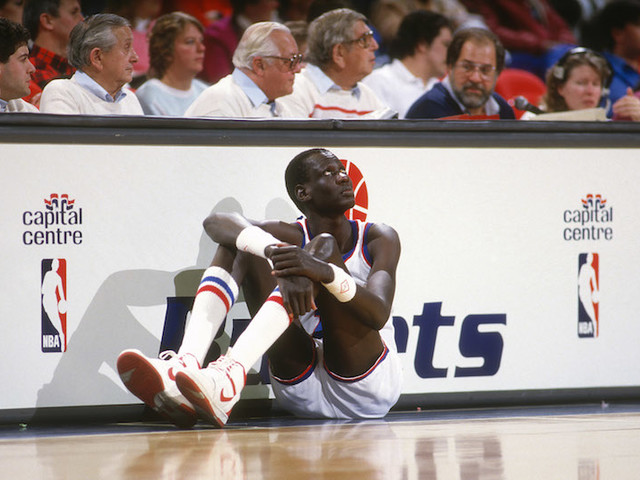 Damn, Old Head: This Bol Manute Bol Might Have Legit Been 50 Years Old In The NBA