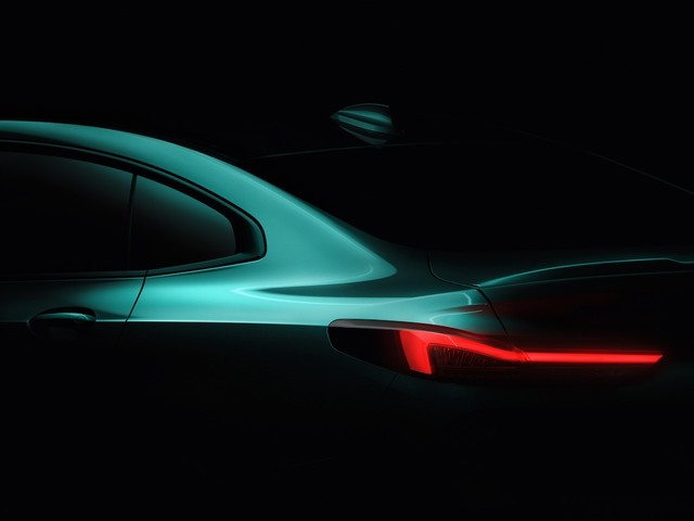 BMW 2 Series Gran Coupe teased ahead of its debut in LA