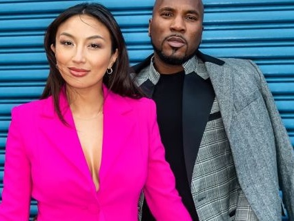 SMH: Jeannie Mai's Messy Ex-Hubby & His Salty GF Send 'Trash' & 'Troll' Shade Amid News Of Her Jeezy Jenkins Baby