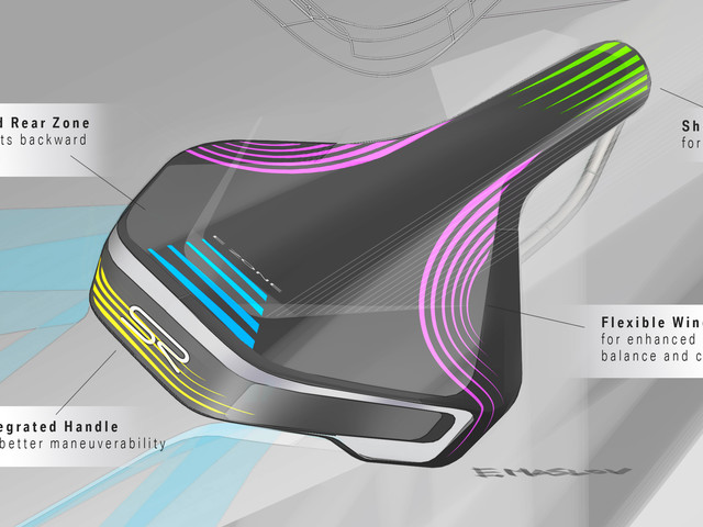 Designworks and Selle Royal Launch First Saddle Designed for E-Bikes