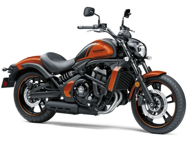 Kawasaki Vulcan S Pearl Lava Orange Colour Launched, Priced At Rs. 5.58 Lakhs
