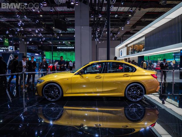 Live Photos: 2019 BMW 3 Series Long Wheelbase at the Shanghai Motor Show