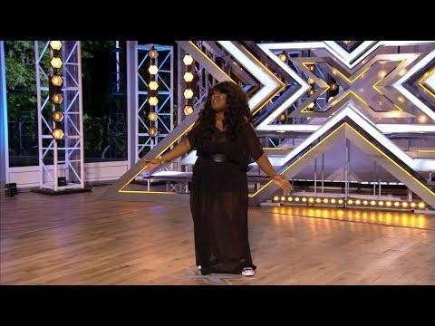 Berget Lewis vond auditie bij Britse X Factor doodeng