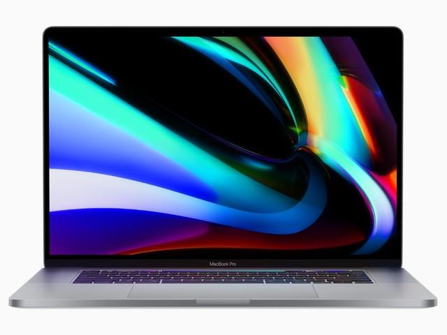 Teardown: 16 inch-MacBook Pro maakt einde aan toetsenbordproblemen