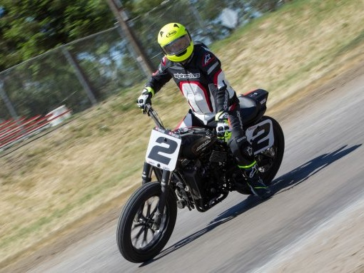 The Son and the Heir: Riding Harley-Davidson's Latest Factory Flat-Tracker, the XG750R