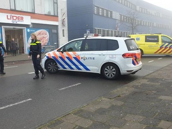 Voetgangster gewond bij aanrijding in Hengelo
