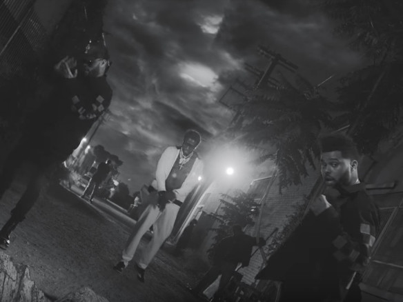 """New Gucci Mane Video Ft. The Weeknd """"Curve"""" [Video]"""
