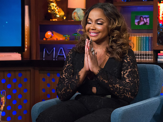 Keep Your Fuzzy Peach: Phaedra Parks Secures Wilhelmina Modeling Contract