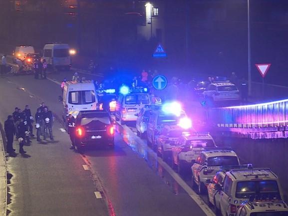 'Vrachtwagenchauffeur die geel hesje doodreed aangehouden in omgeving van Tilburg'