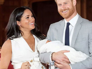 BREAKING NEWS - Meghan Markle And Prince Harry Reveal Their Baby Boy's Name!