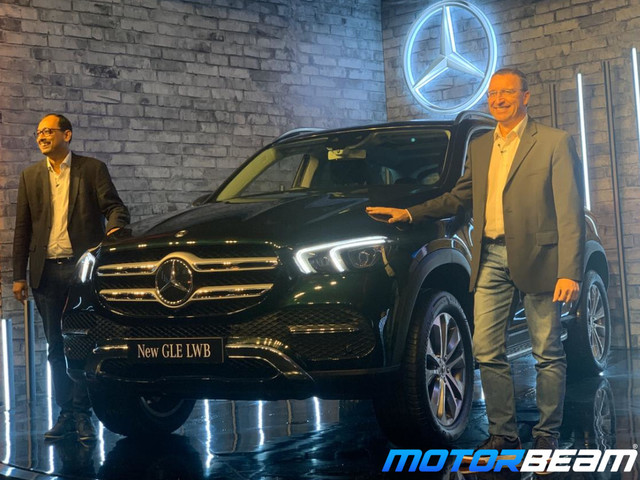 2020 Mercedes-Benz GLE Launched; Priced From Rs. 73.70 Lakhs