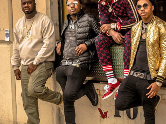 """Gucci Mane, Lil Baby & Marlo Await """"The Load"""" In Their Latest Video"""