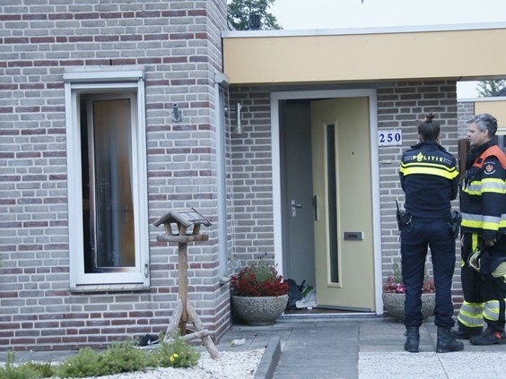 Brand in seniorenwoning Veghel, bewoner bevrijd