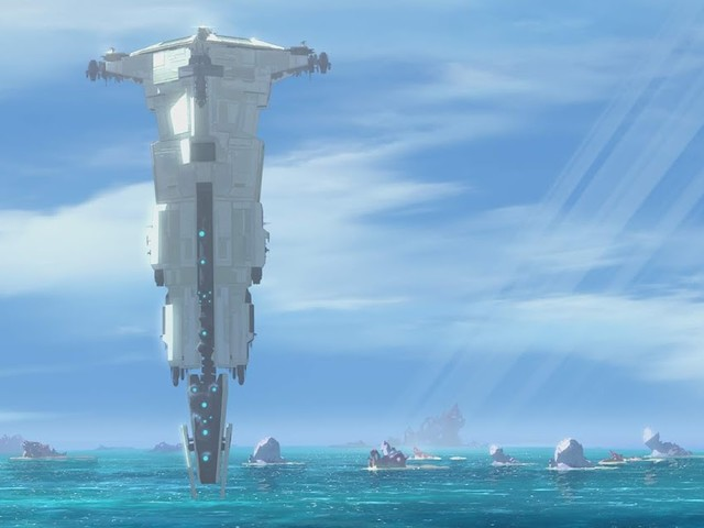 New Video and Images for the Special One Hour Episodic Event of Star Wars Resistance