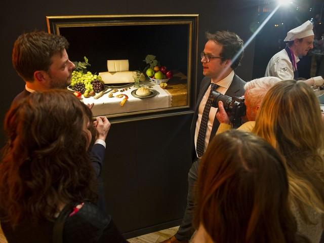 Duitsers proeven van 'Rembrandt & de Gouden Eeuw'