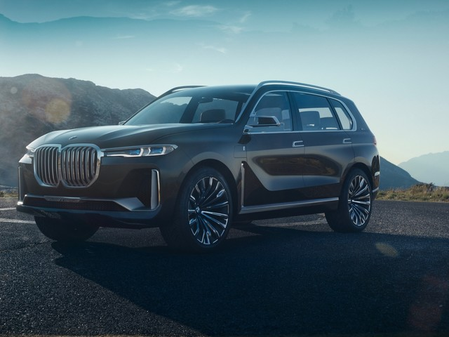 BMW just trademarked EV names for all its SUVs
